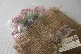 Wrapping with jute