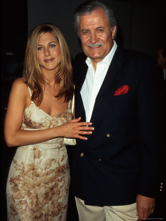 John Aniston (Victor, DAYS) teams up with his famous daughter, Jennifer,