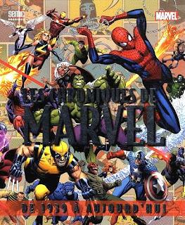 [Bandes Dessinées] Marvel Comics en France Encyclop%C3%A9die+chroniques+semic+marvel