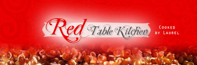 Red Table Kitchen - My Adventures in Cooking