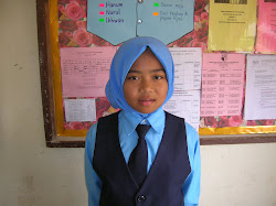 Pelajar UPSR Nur Ain