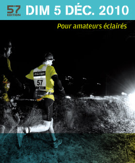 Saintélyon 2010 affiche