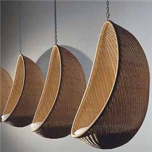Egg Hanging Seats - Home Interior House Interior