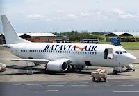 Batavia Air Buka Rute Tarakan-Jakarta Tanpa Transit
