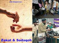 Zakat dan Sodaqoh - Ardiz Tarakan