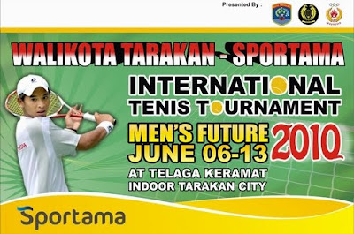 Mens Future Tarakan 2010 International Tenis Tournament