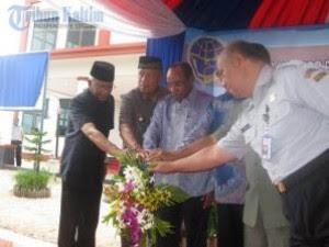 Menhub Resmikan Fasilitas Baru Bandara Juwata Tarakan - Kaltim Borneo