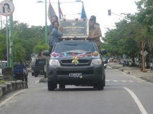 Universitas Borneo Tarakan kini Berstatus Negeri