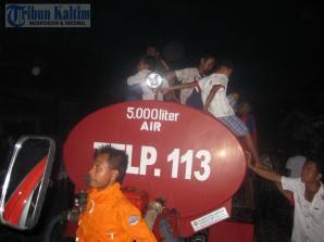 7 Rumah dan Kios di Tarakan Terbakar - Borneo
