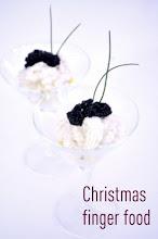 i fingerfood natalizi de La Melagranata