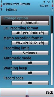 Voice Recorder For Mobile
