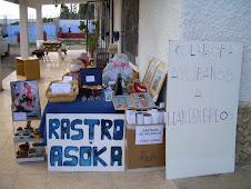 Rastro en Asoka