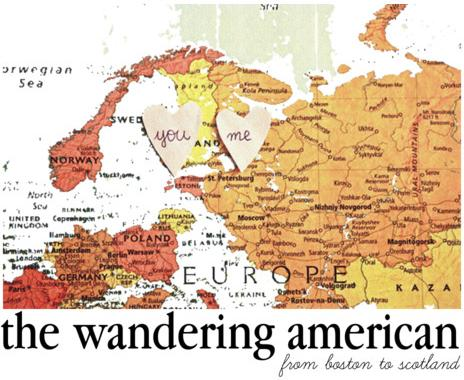 the wandering american
