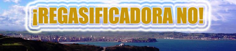 Movimiento ciudadano contra el proyecto de planta regasificadora de GNL de Gijón - Xixón