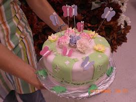 Finale Cake wilton Gumpaste & Fondant course