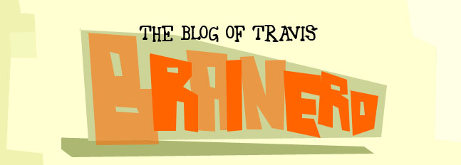 The Blog of Travis Brainerd