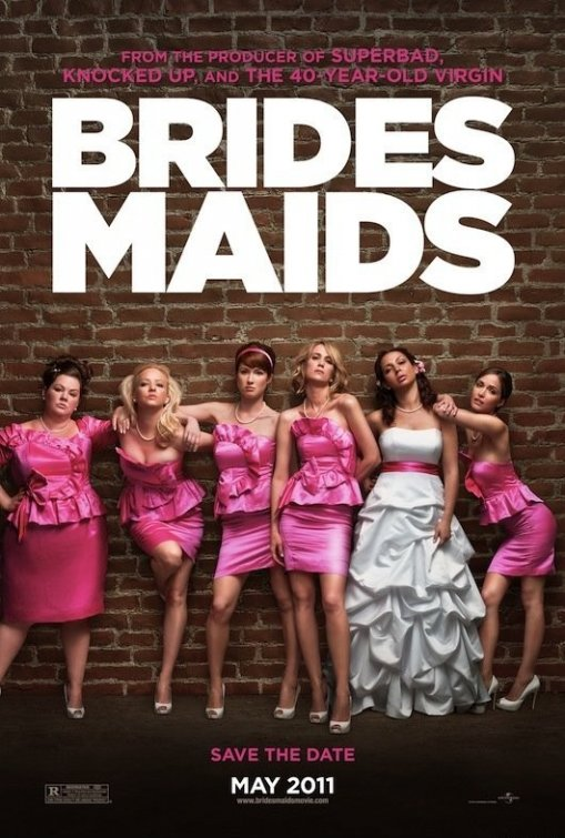 movies bridesmaids first trailer from rated comedy