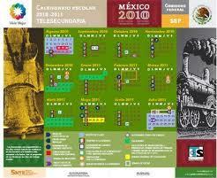 CALENDARIO ESCOLAR TS 2010-2011