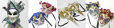 Venetian Masks For Purim