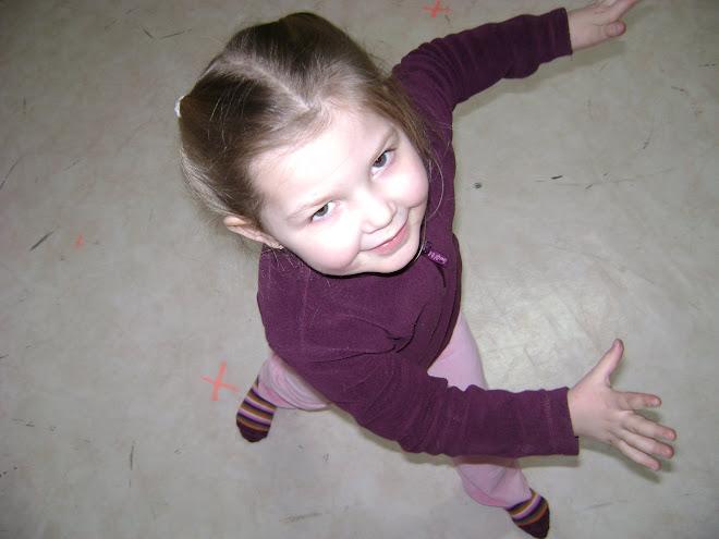Margaux (danse créative 4/5 ans)