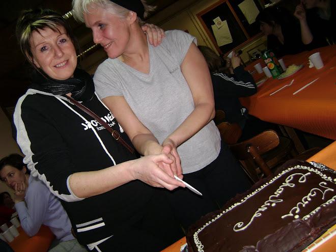 merci les filles pour ce bon gâteau !