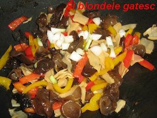 legume pentru vita cu sos de stridii