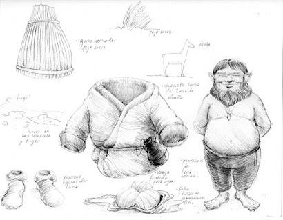 The altiplanic gnome I