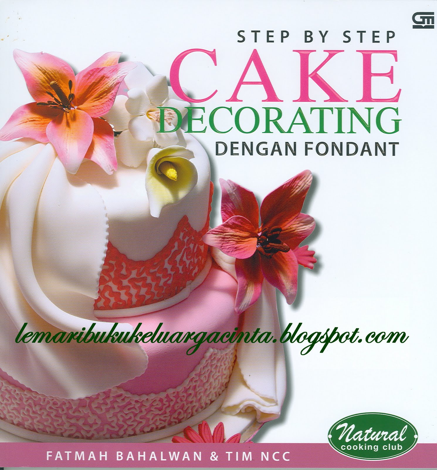 Step By Step Cake Decorating Dengan Fondant