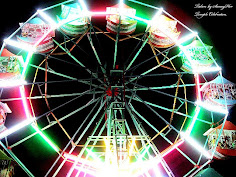 Old fashion Ferris Wheel