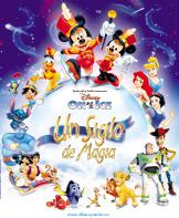 Disney On Ice Un siglo de magia