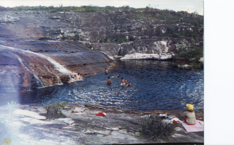 Belíssima Cachoeira Lajeado...
