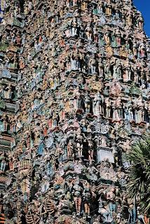 Madurai temple,Meenakshi Amman temple,Meenakshi Amman temple Towers,sculptures view