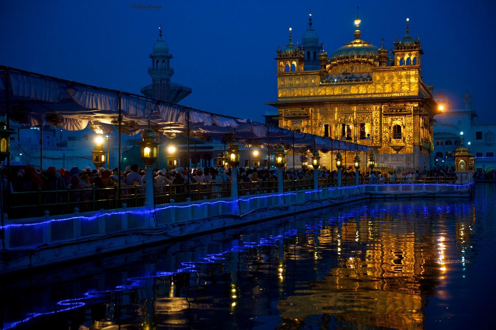Amritsar evening