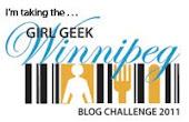 Blog Challenge!