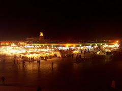 Plaza Djemna Fna