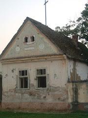 Casa tiroteada en Lipovac
