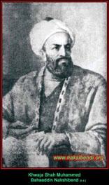 Shah Bahauddin Naqshabandi