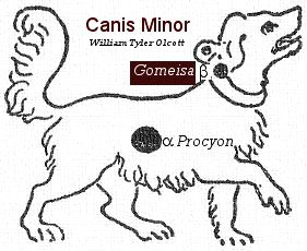 Deanspace: Canis Minor, The Little Dog