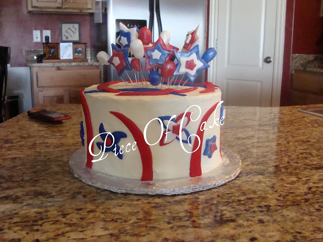 Red, White, and Blue Birthday