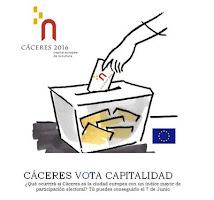 Cáceres vota capitalidad