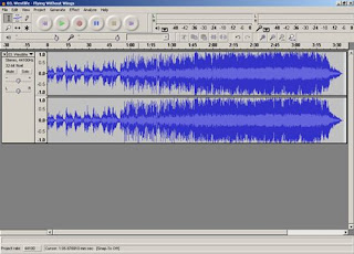 audacity edit and modify mp3 files
