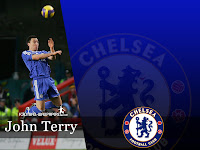 John Terry Chelsea wallpaper 1024x768