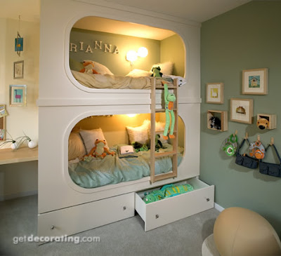 Interior Design  Kids Bedroom on Interior Design Ideas For Children Room
