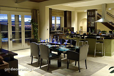 Interior Design Dining Room on Interior Design Themes On Interior Design Ideas Dining Room Go