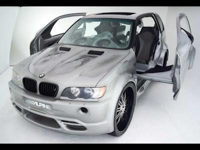 Cool BMW X5 car