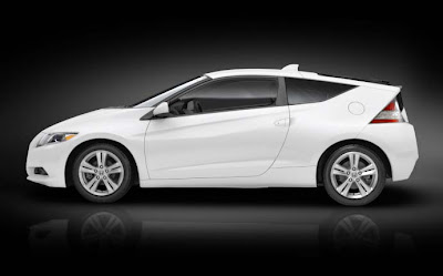 2011 Honda CR-Z white
