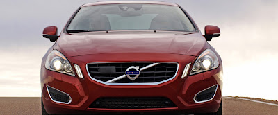 Volvo S60 frontal view