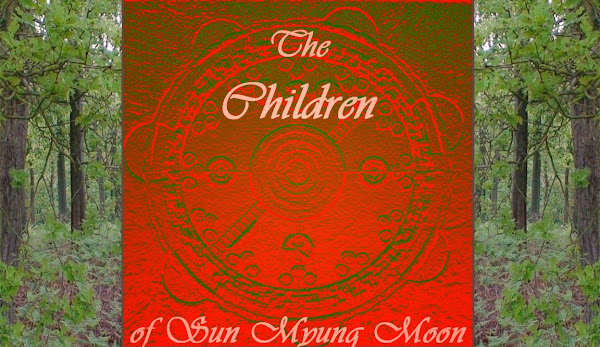 The children of Sun Myung Moon