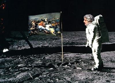 Goya 2.0 homenajeando el 2 de Mayo