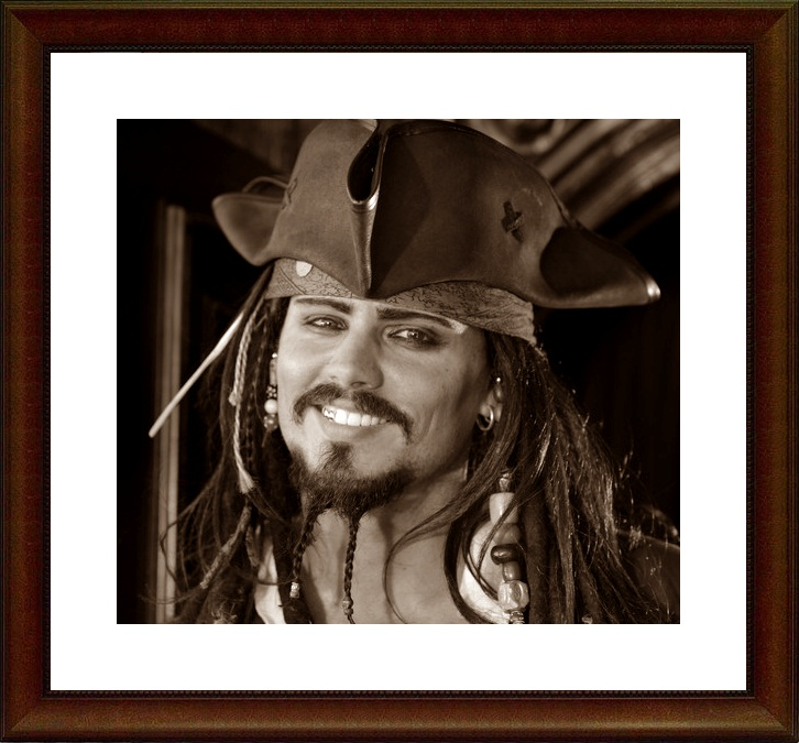 Interview mit <br>Jack Sparrow